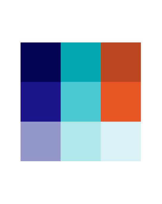 NSW Small Business Commissioner colour palette